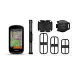 Garmin Garmin Edge 1030 Plus Bike Computer - GPS, Wireless, Black Bundle