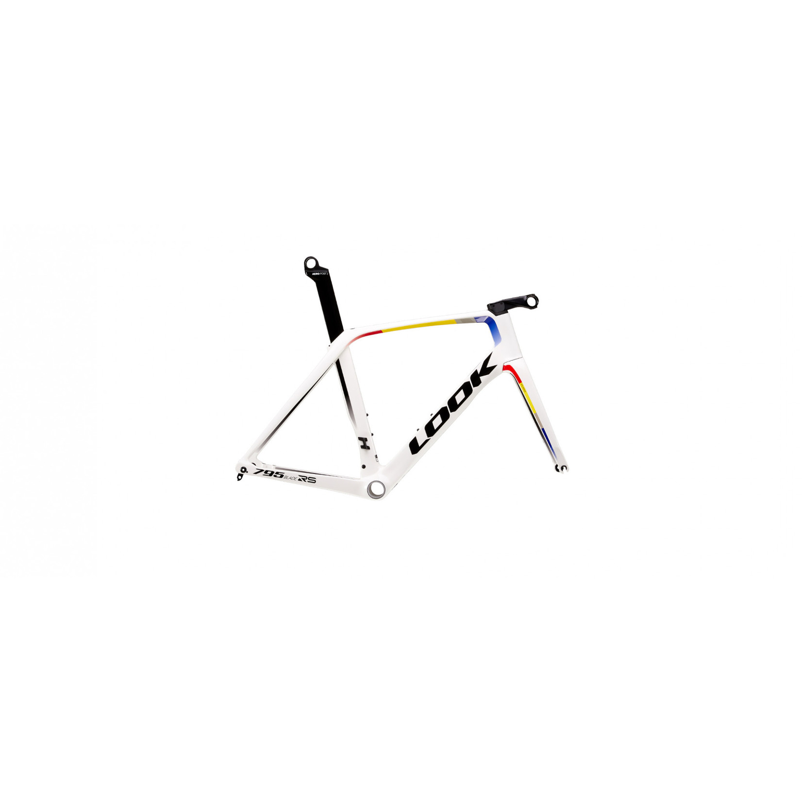 Look 795 Blade RS Proteam White Glossy  Frameset Small