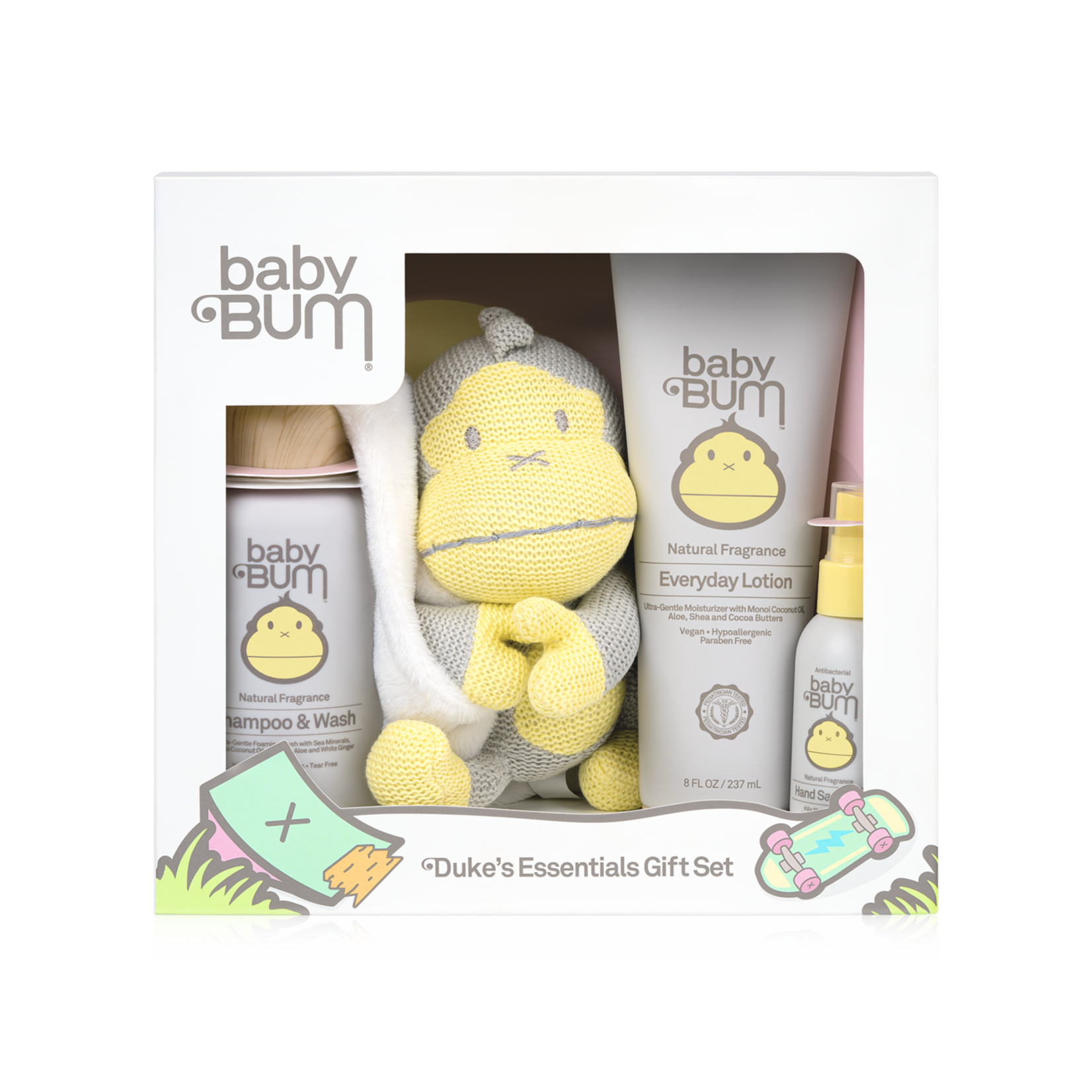 Sun Bum BABY BUM ESSENTIALS GIFT SET