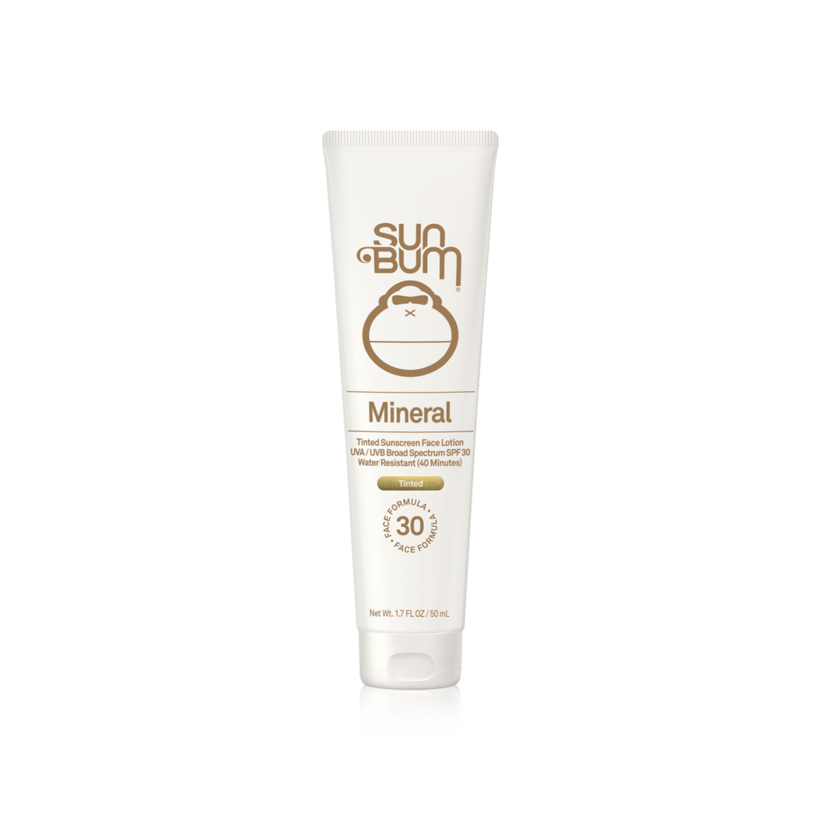 Sun Bum MINERAL SPF 30 FACE TINT 1.7 OZ