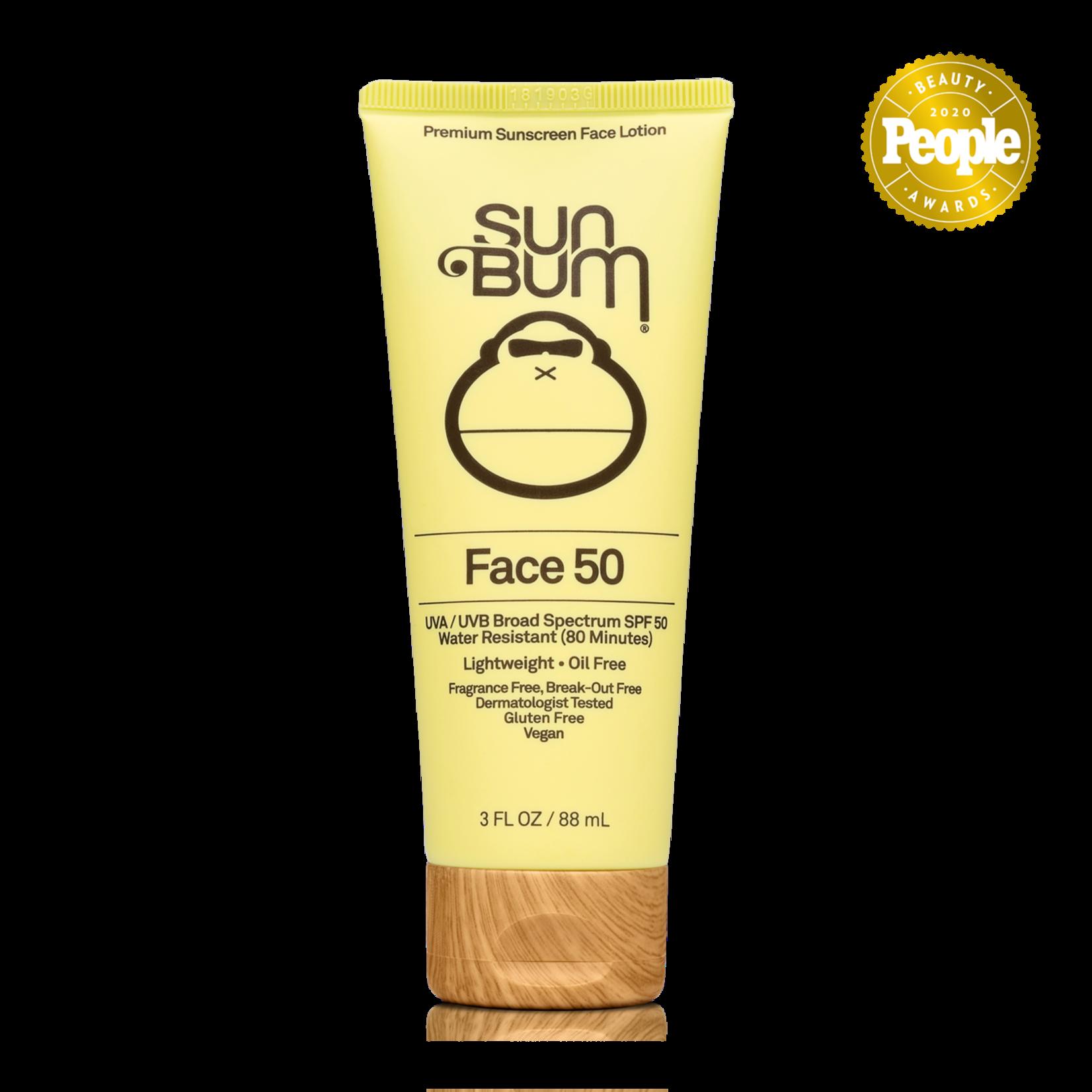 Sun Bum FACE 50