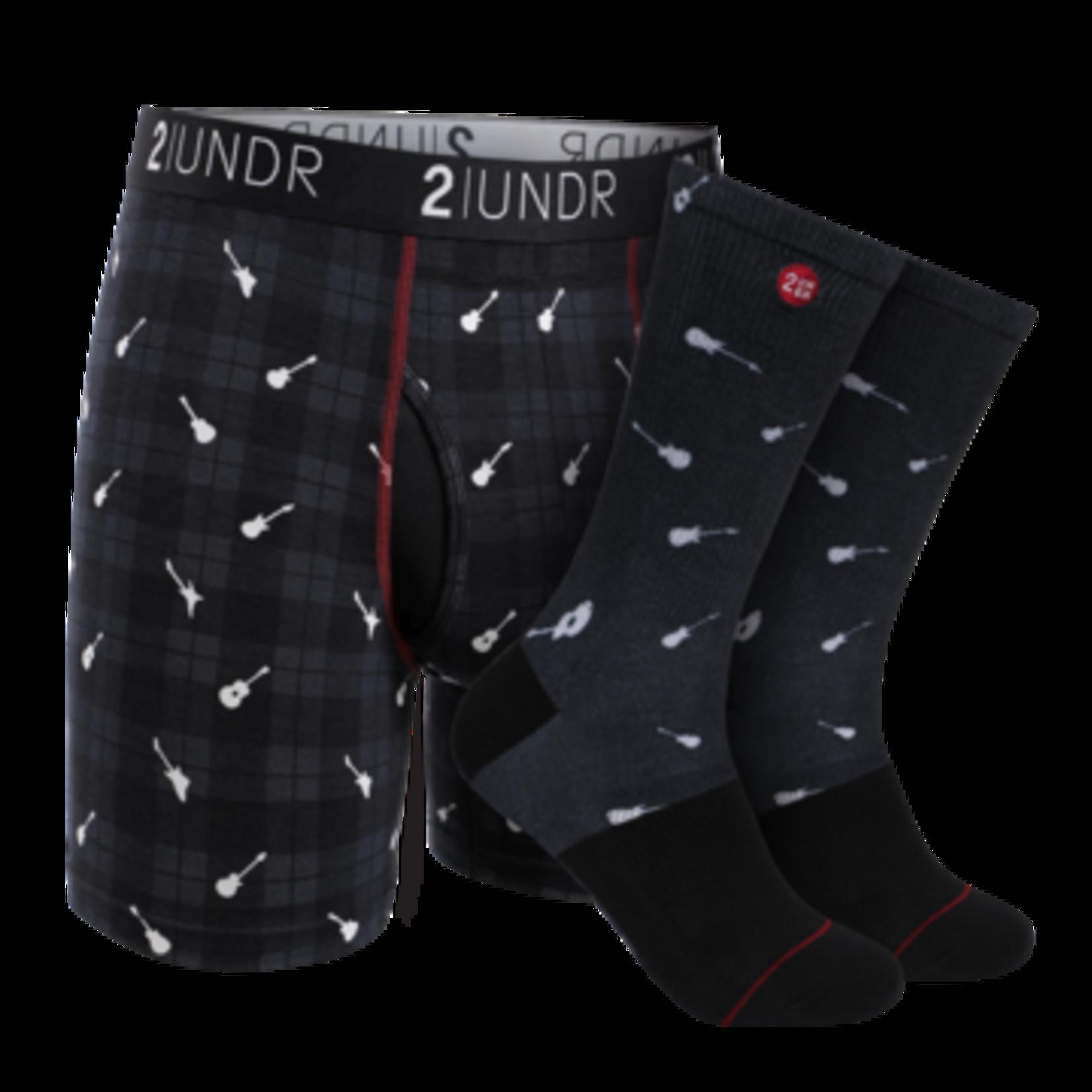 2UNDER SWING SHIFT / SOCK PACK