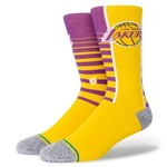 Stance LAKERS GRADIENT SOCK LRG YELLOW