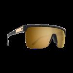 Spy FLYNN 5050 25 ANNI MATTE BLK GOLD /BRNZ
