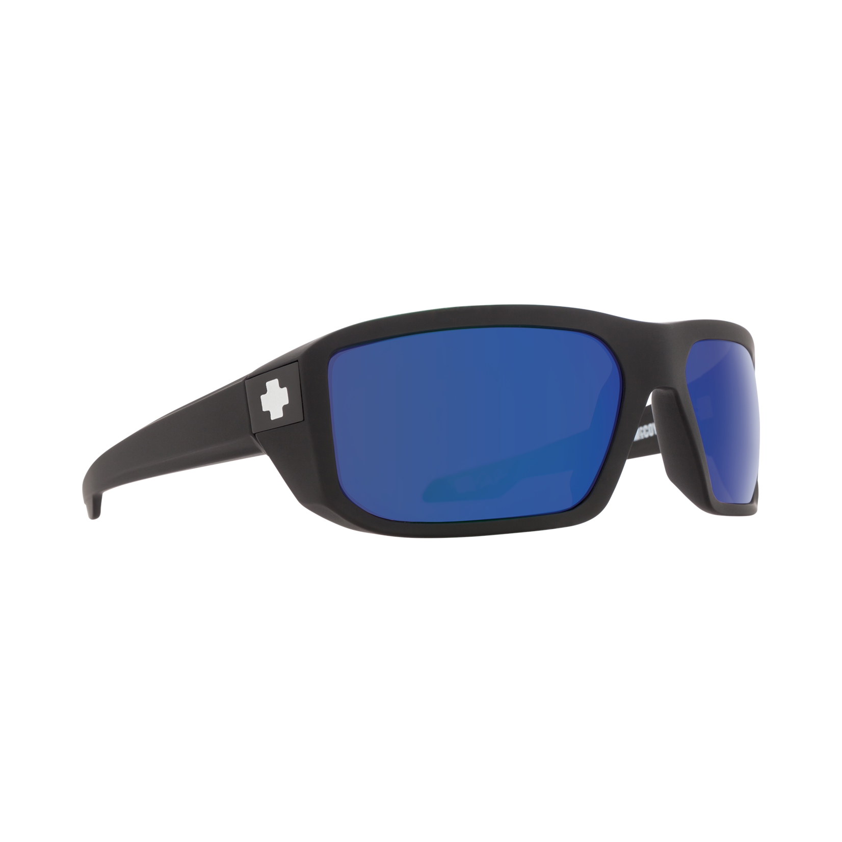 Spy MCCOY MATTE BLACK BRNZ POLAR / BLUE