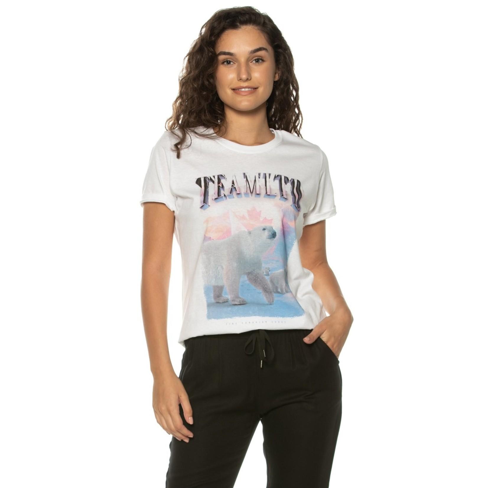 TEAMLTD Polar Bear Tee