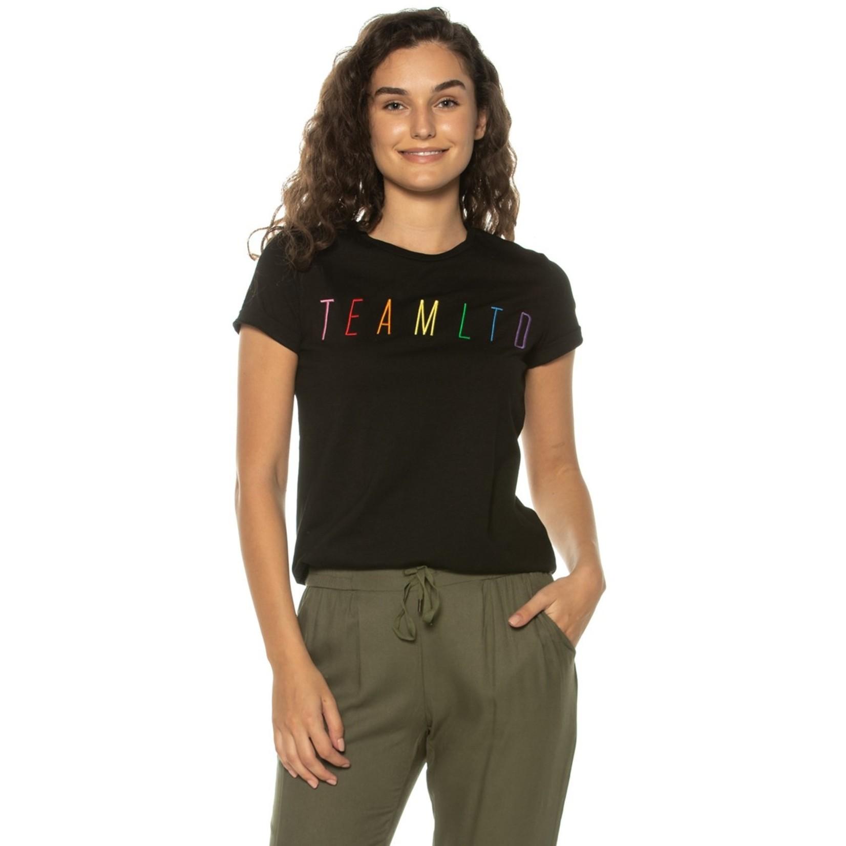 TEAMLTD Rainbow Tee