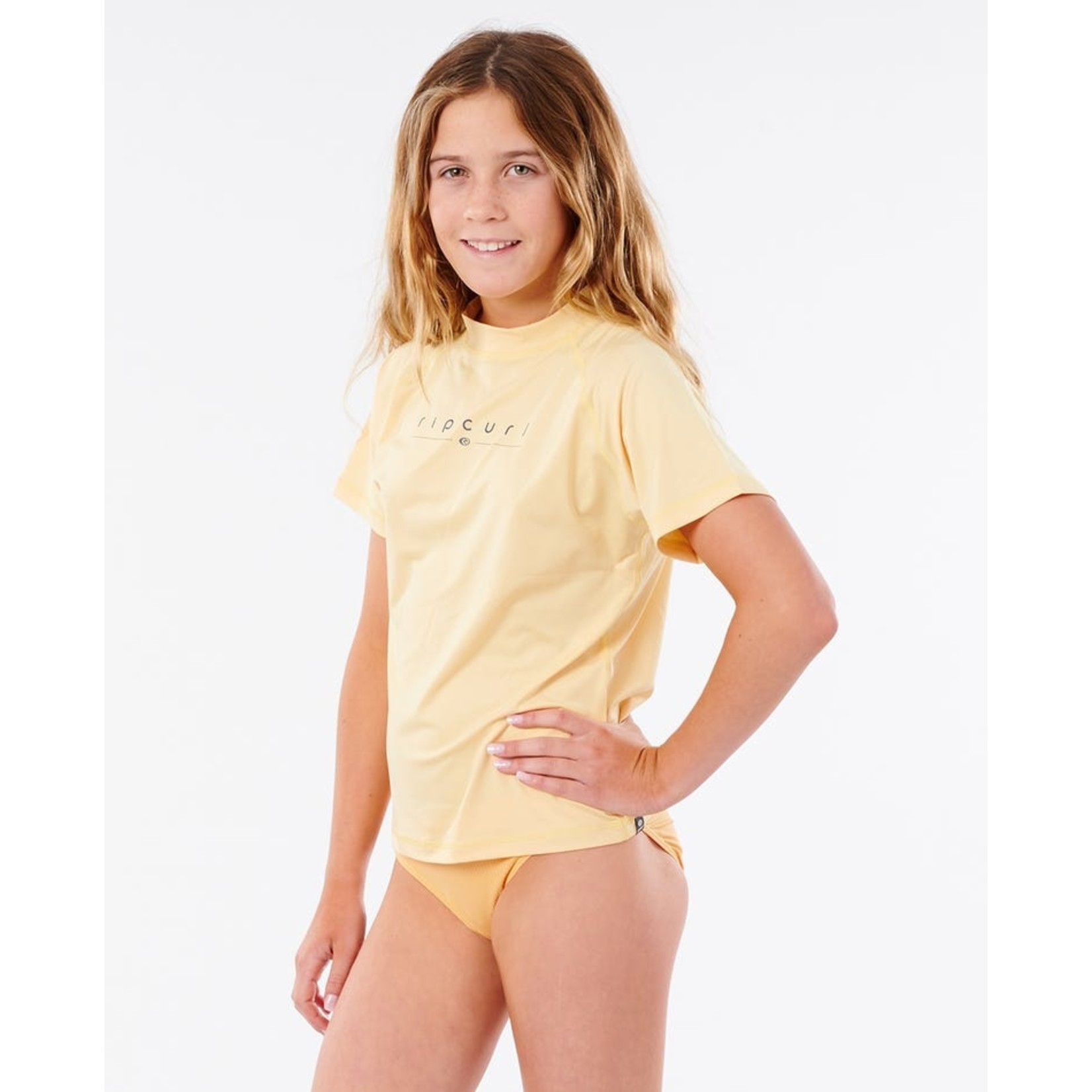 Rip Curl GIRLS GOLDEN RAYS S/S