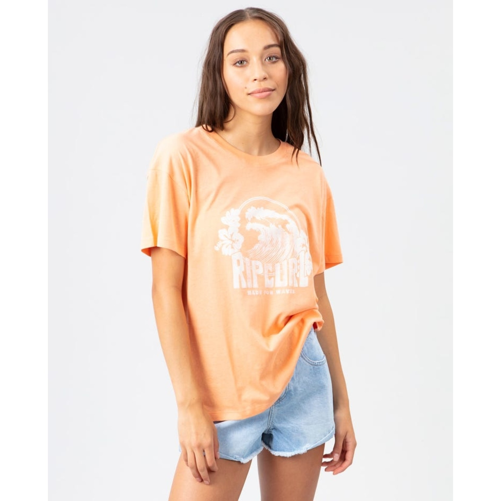 Rip Curl THE CURL OVERSIZED TEE