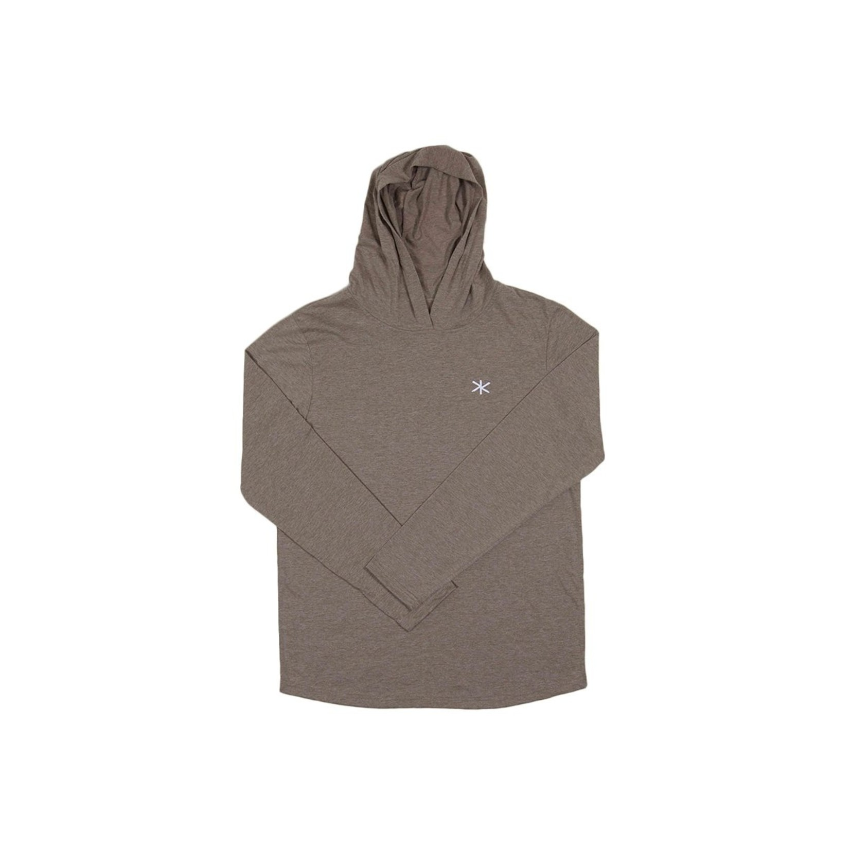 HOODED TRIBLEND