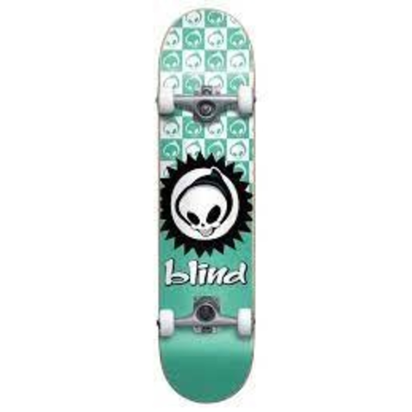 CHECKERED REAPER YOUTH FP SOFT COMPLETE 7.375