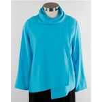 Christopher Calvin Christopher Calvin Cowl Neck Top