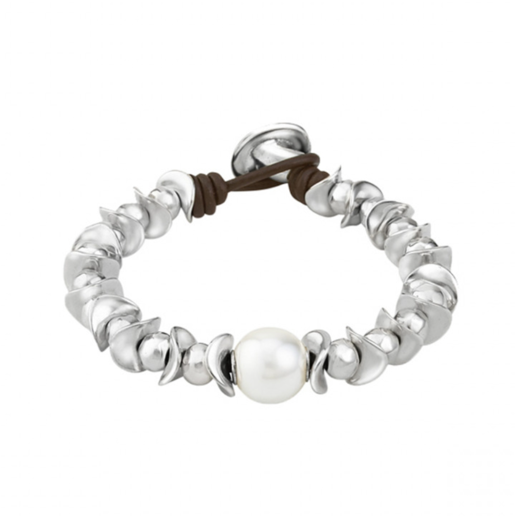 Uno de 50 The Desert Pearl Bracelet