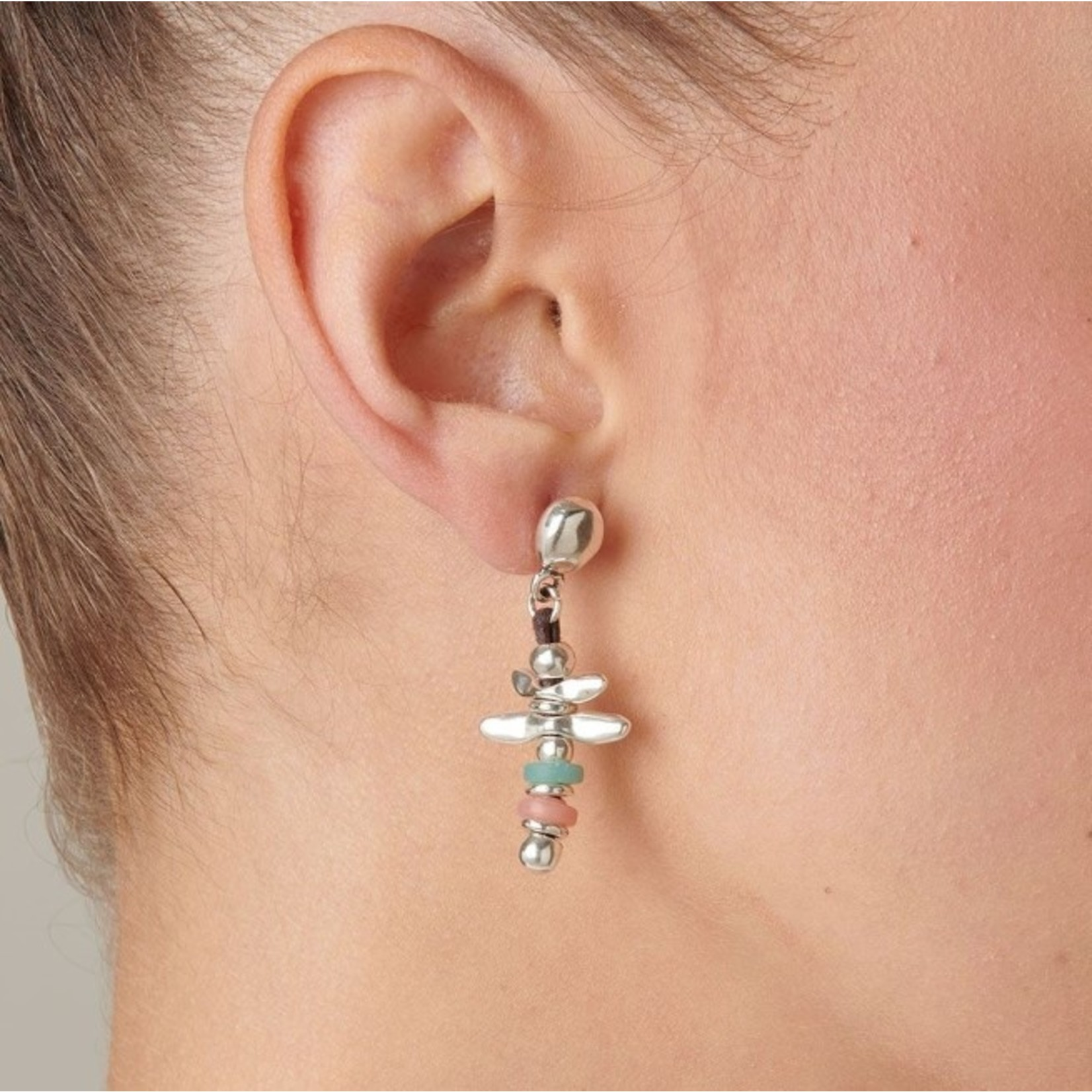 Uno de 50 All The Time Earrings