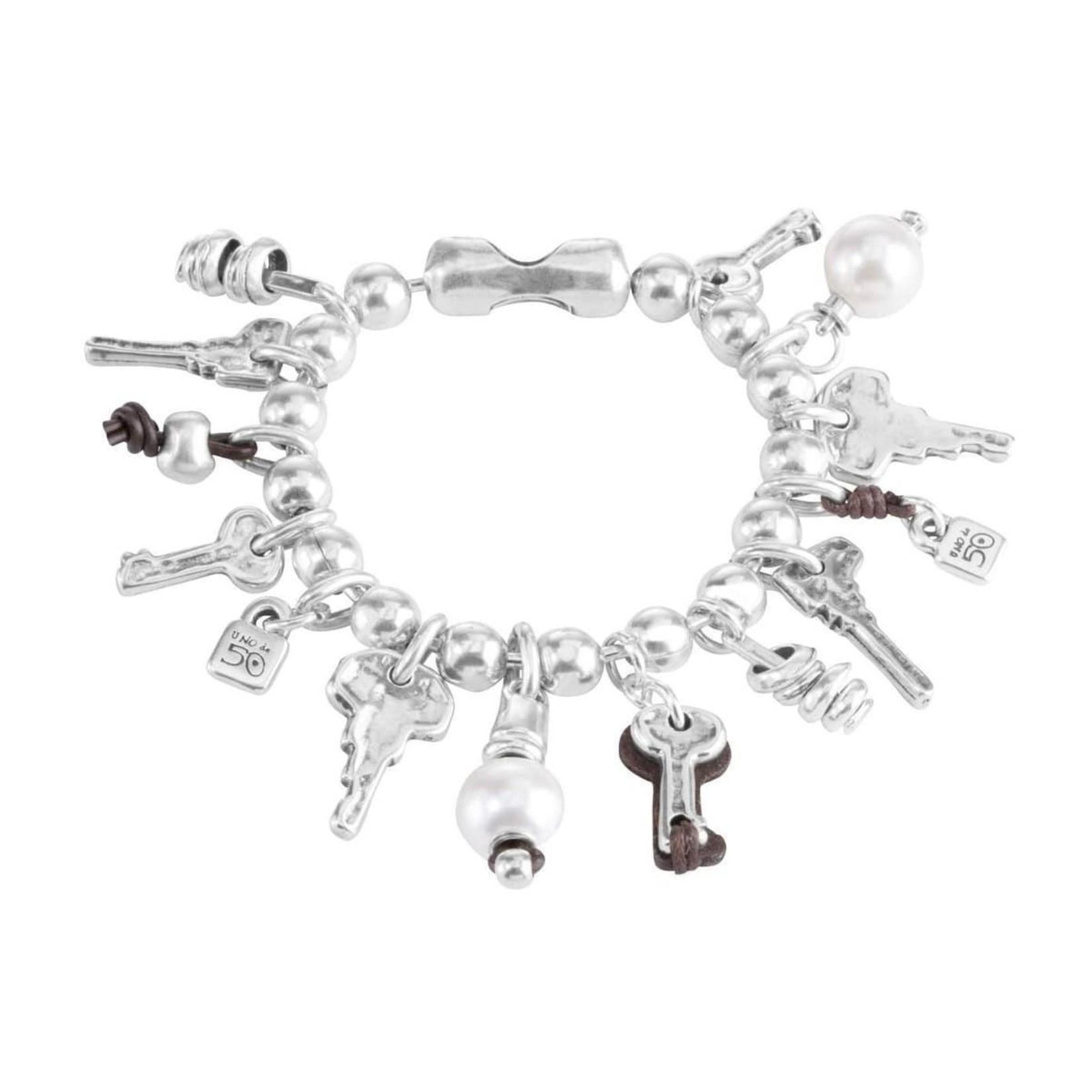 Uno de 50 Algunaabrir Bracelet