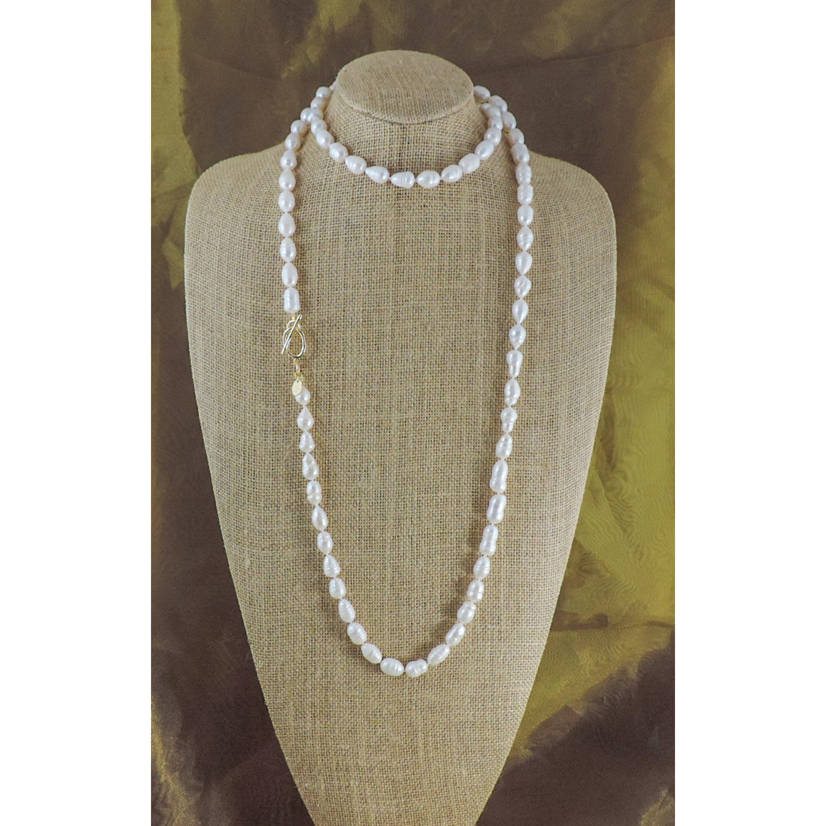 Casuals Fairhope Round Pearl Necklace