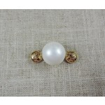 Casuals Fairhope Pearl Enhancer - Gold