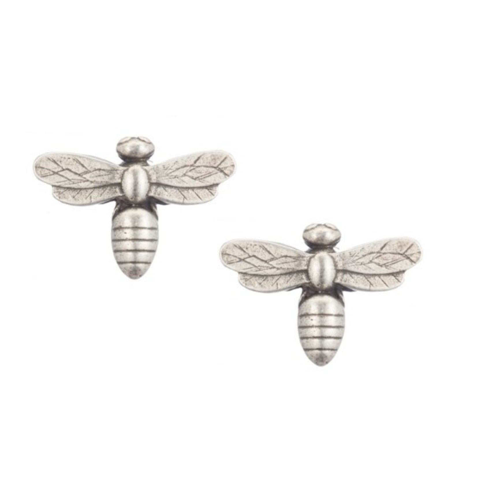 French Kande Miel Jet Earring