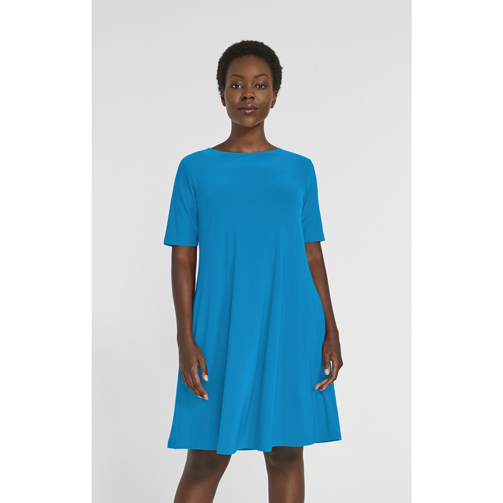 Sympli Sympli Trapeze Dress - Short