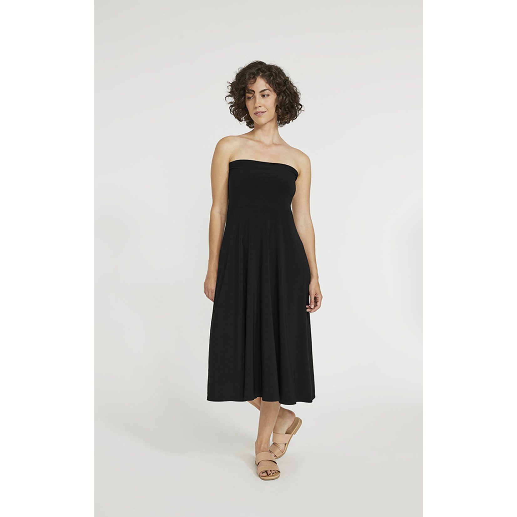 Sympli Sympli A-Line Jersey Skirt/Dress