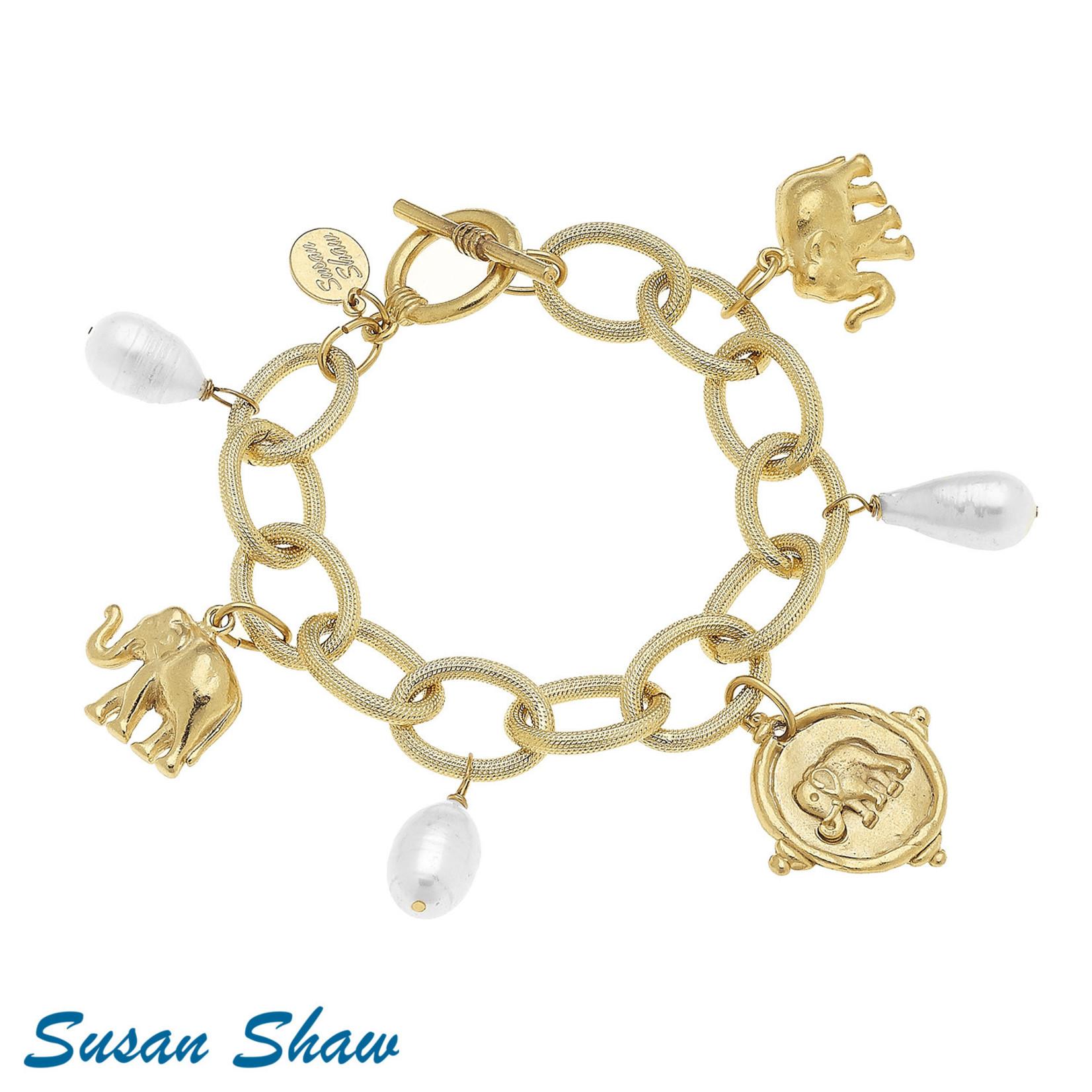 Susan Shaw Susan Shaw Charm Bracelet