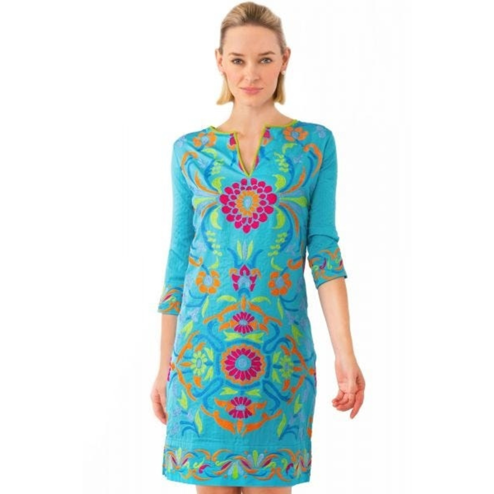 Gretchen Scott Gretchen Scott Embroidered Midori Dress