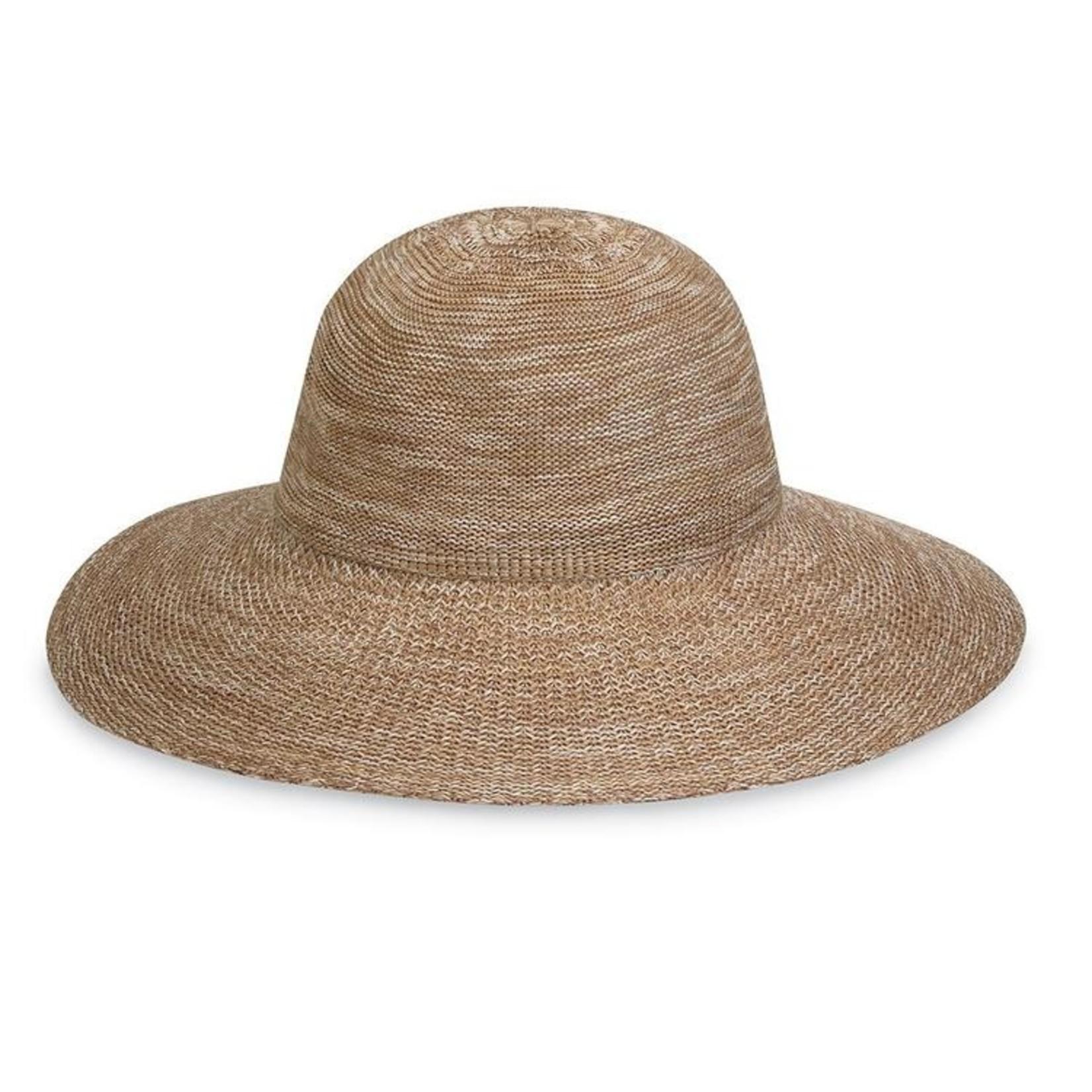 """Wallaroo Packable Sun Hat - 4.5"""" Brim"""