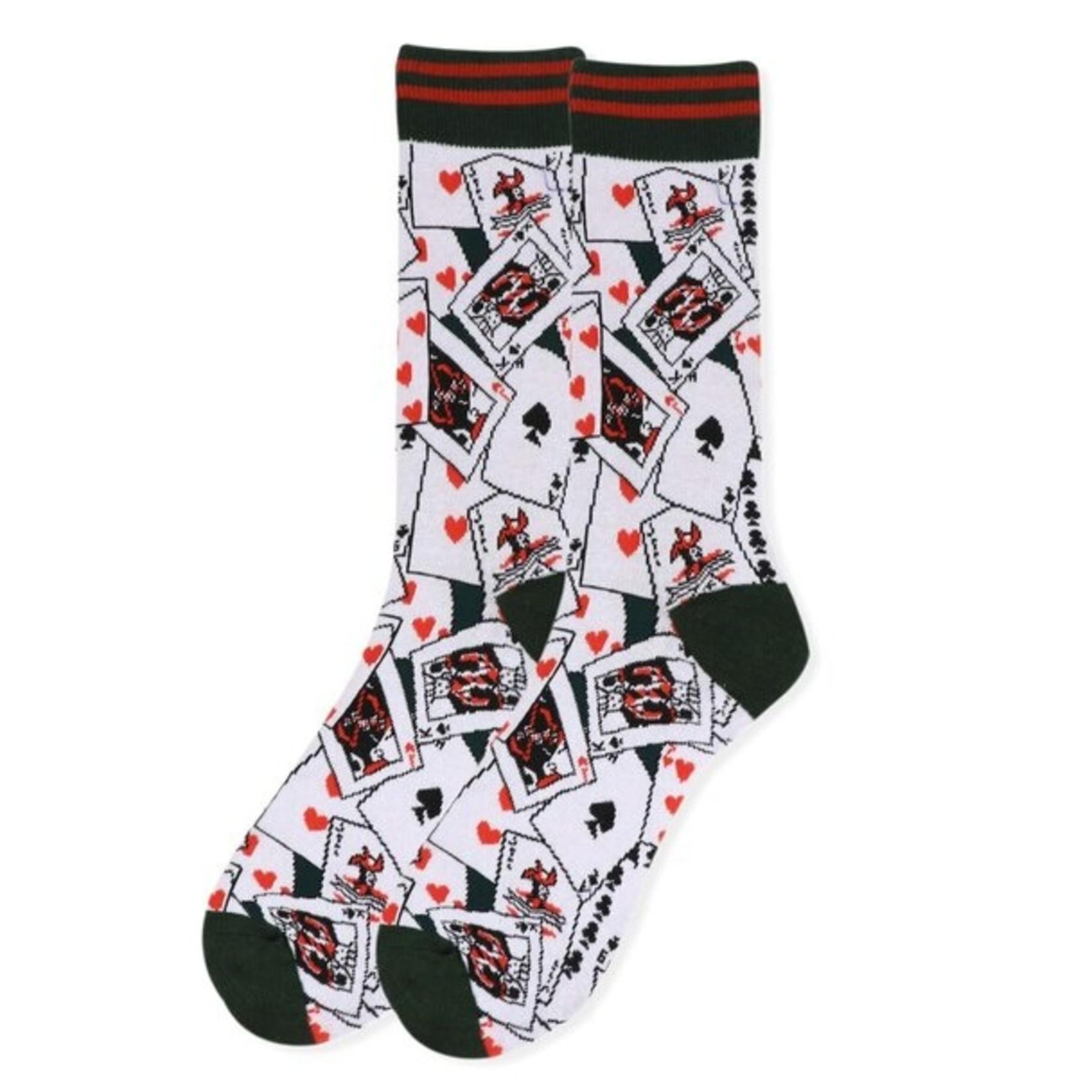 Selini Novelty Men's Socks