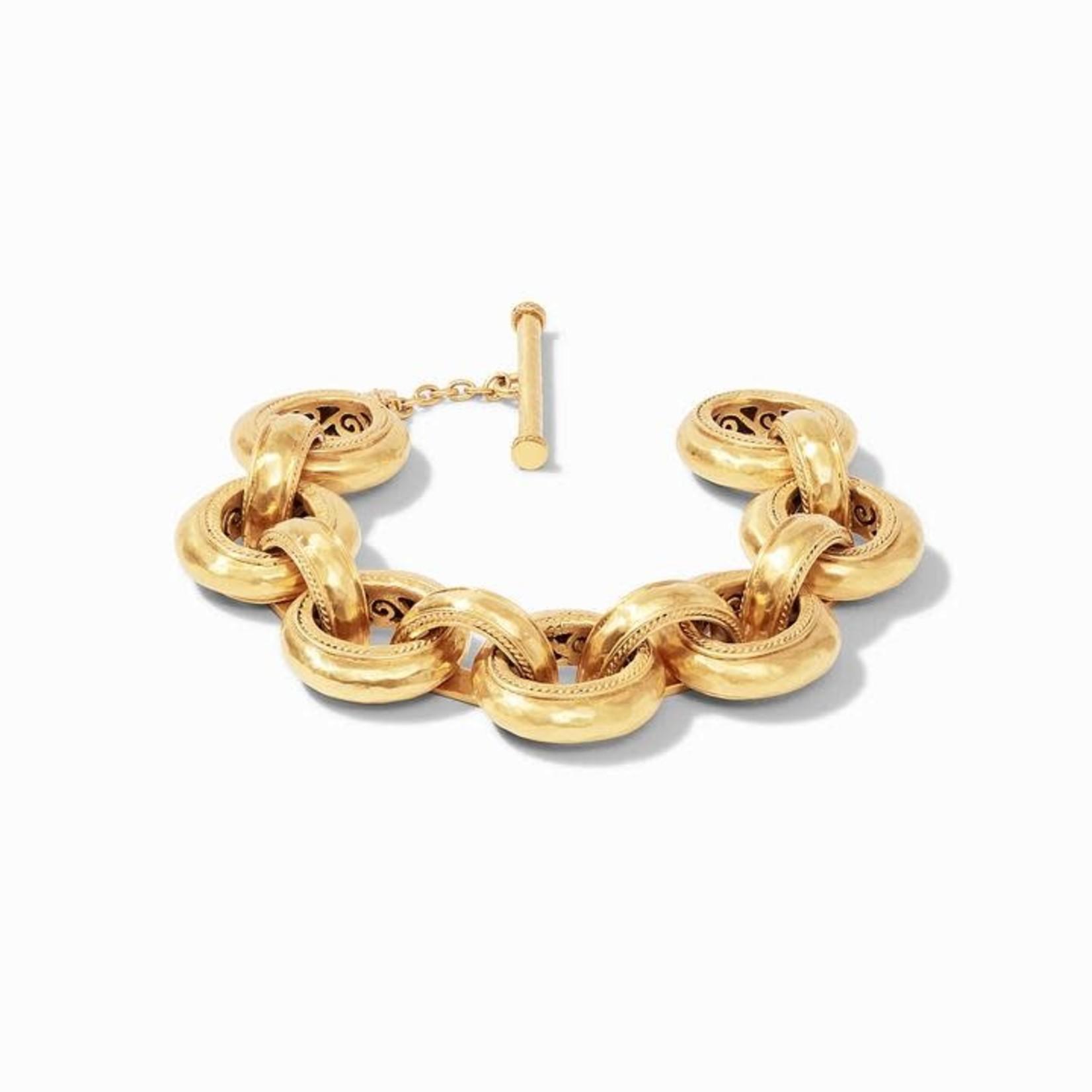 Julie Vos Cassis Demi Link Bracelet