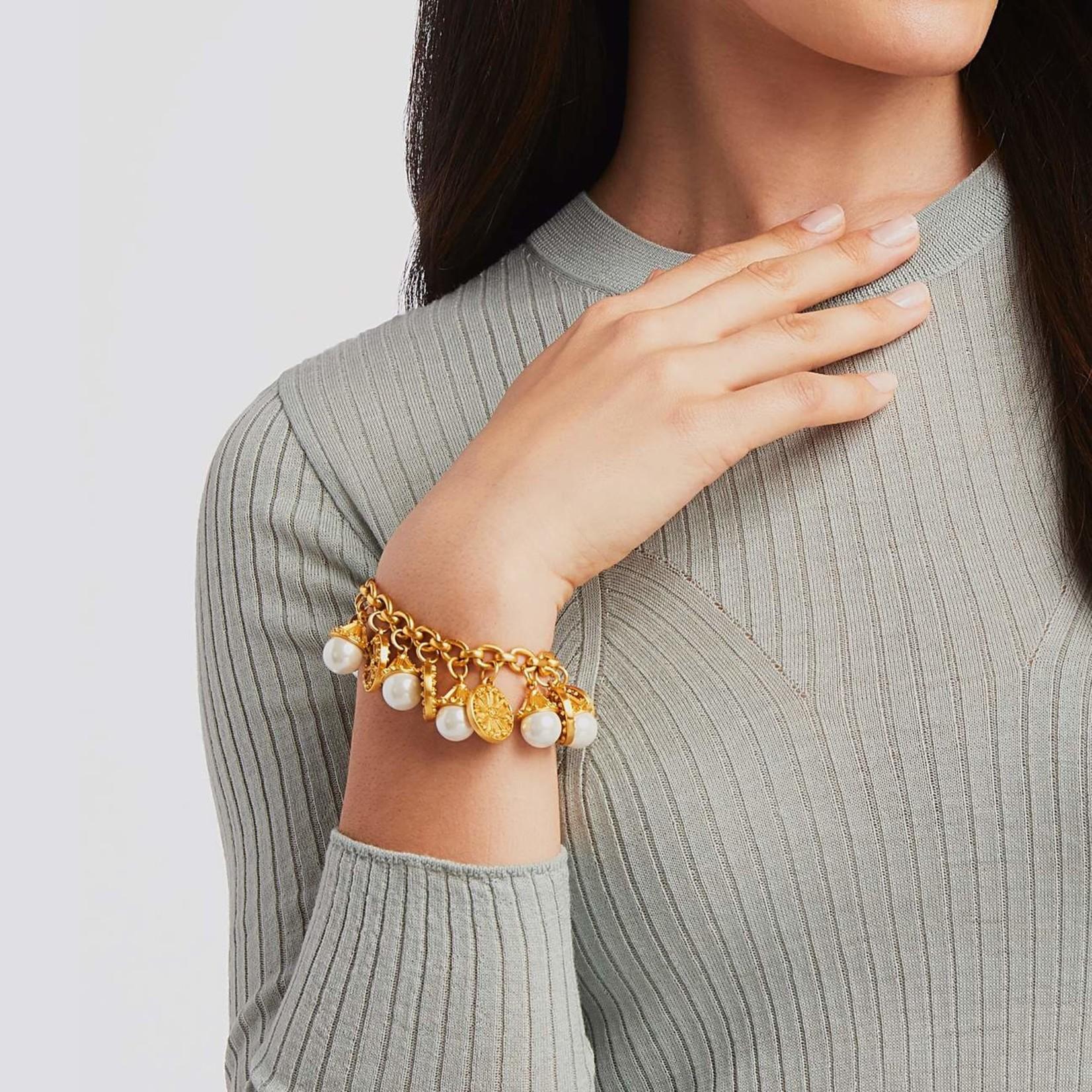 Julie Vos Meridian Charm Bracelet