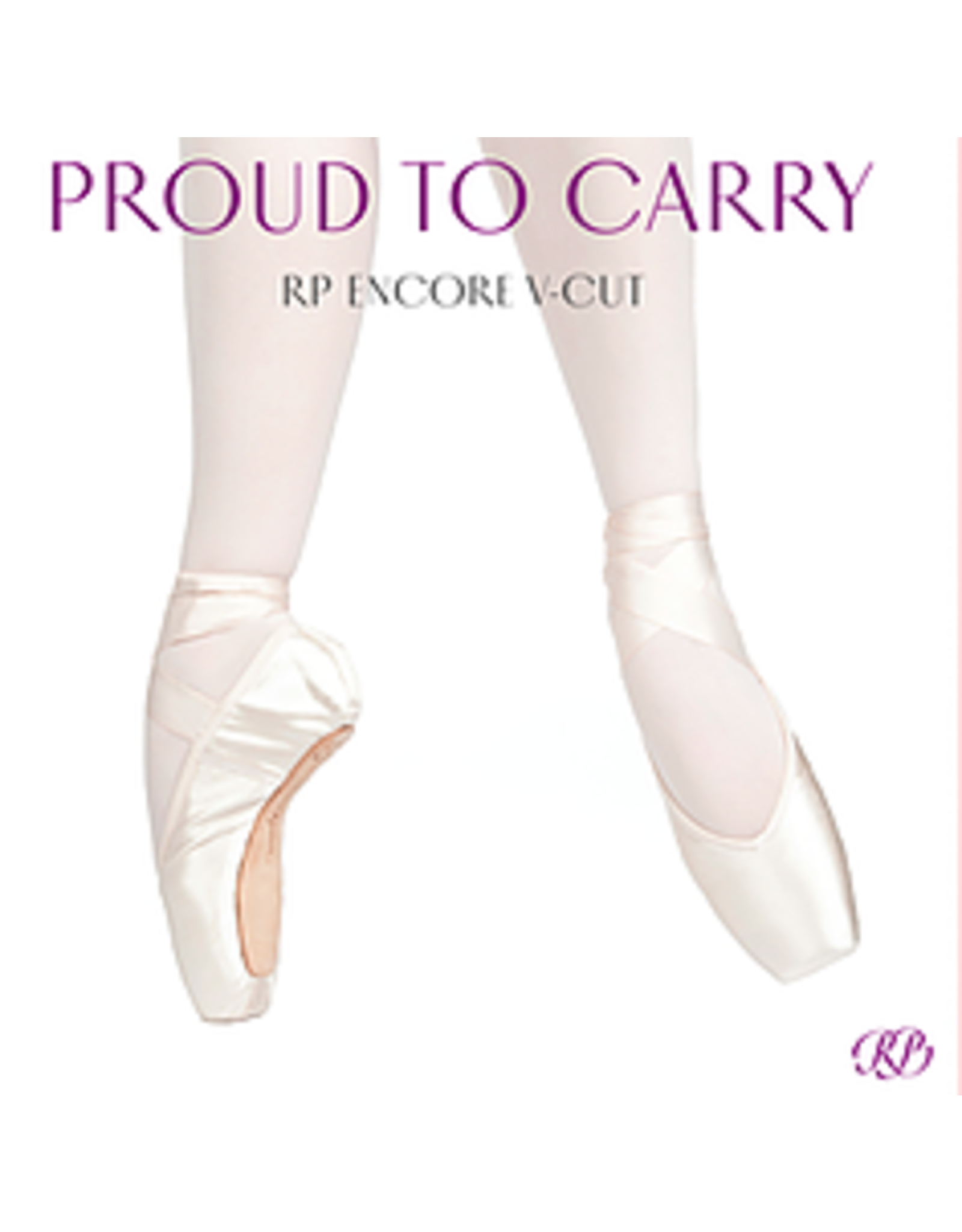 Russian Pointe Russian Pointe Encore Flexible Medium shank