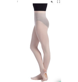 SoDanca SoDanca Child Convertible Tights Ballet Pink