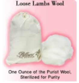 Pillows for Pointe Pillows for Pointe Lambs Wool