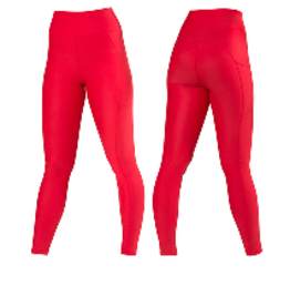 Energetiks Energetiks Viva Sabre Red Tights