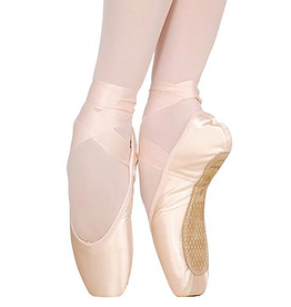Nikolay Nikolay Katya Pointe Shoe Satin Reg. Fabric