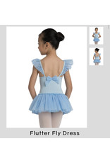 Danshuz Danznmotion Pink Ballet Dress with glitter skirt