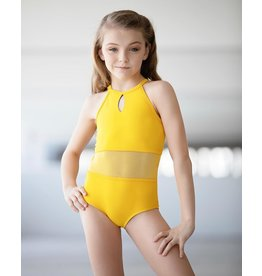 Ohlala Ohlala The Empire Leotard Golden