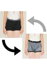 Bullet Pointe Bullet Pointe Trash Bag Shorts