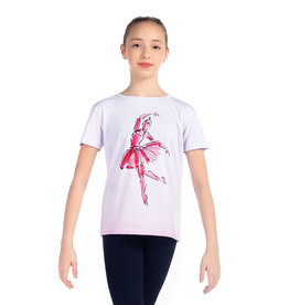 SoDanca SoDanca Kids Ballet Dancer Arebesque shirt