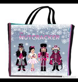 Nutcracker Ballet Gifts Nutcracker Reusable Shopping bag