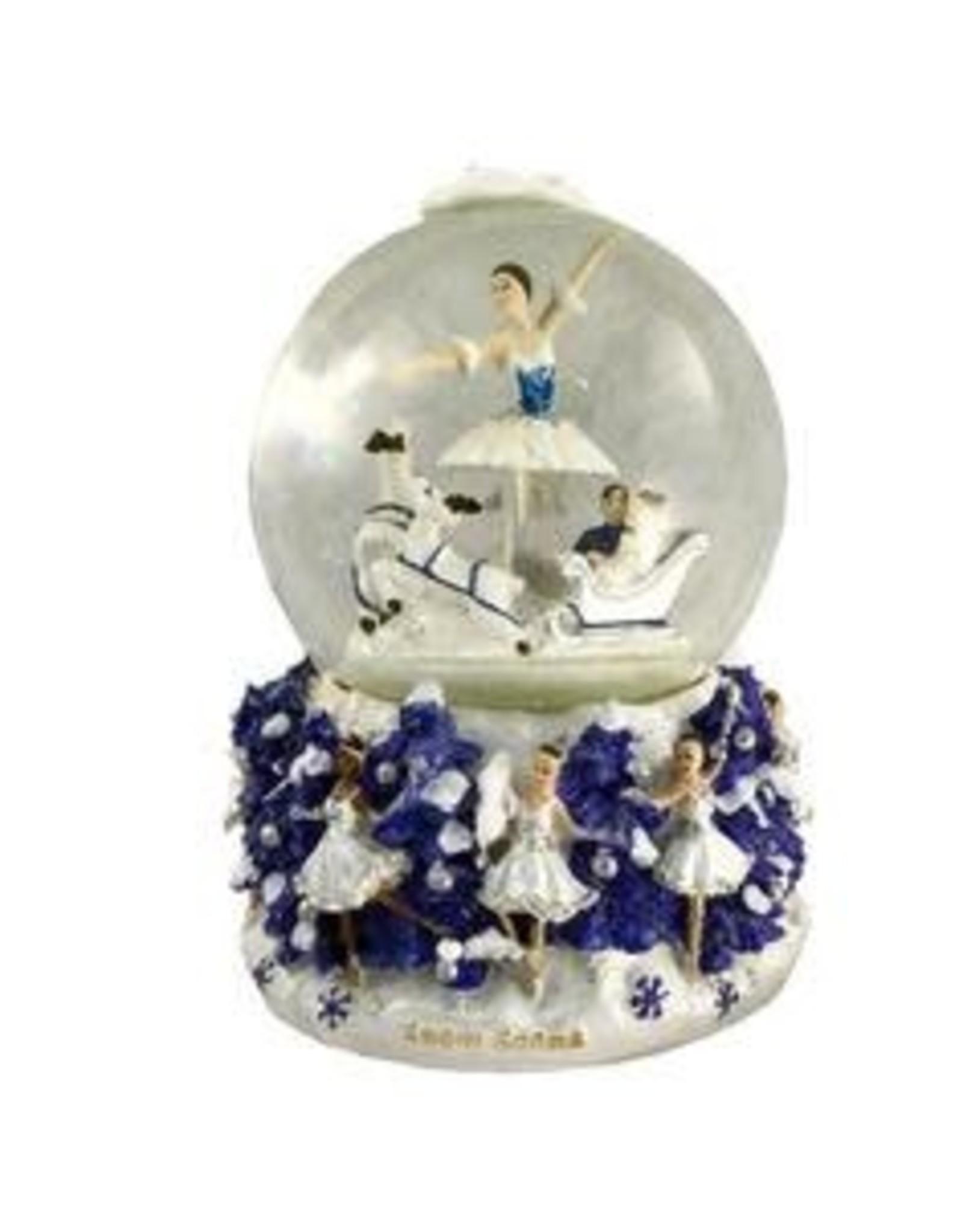 Nutcracker Ballet Gifts Nutcracker Snow scene Snow globe