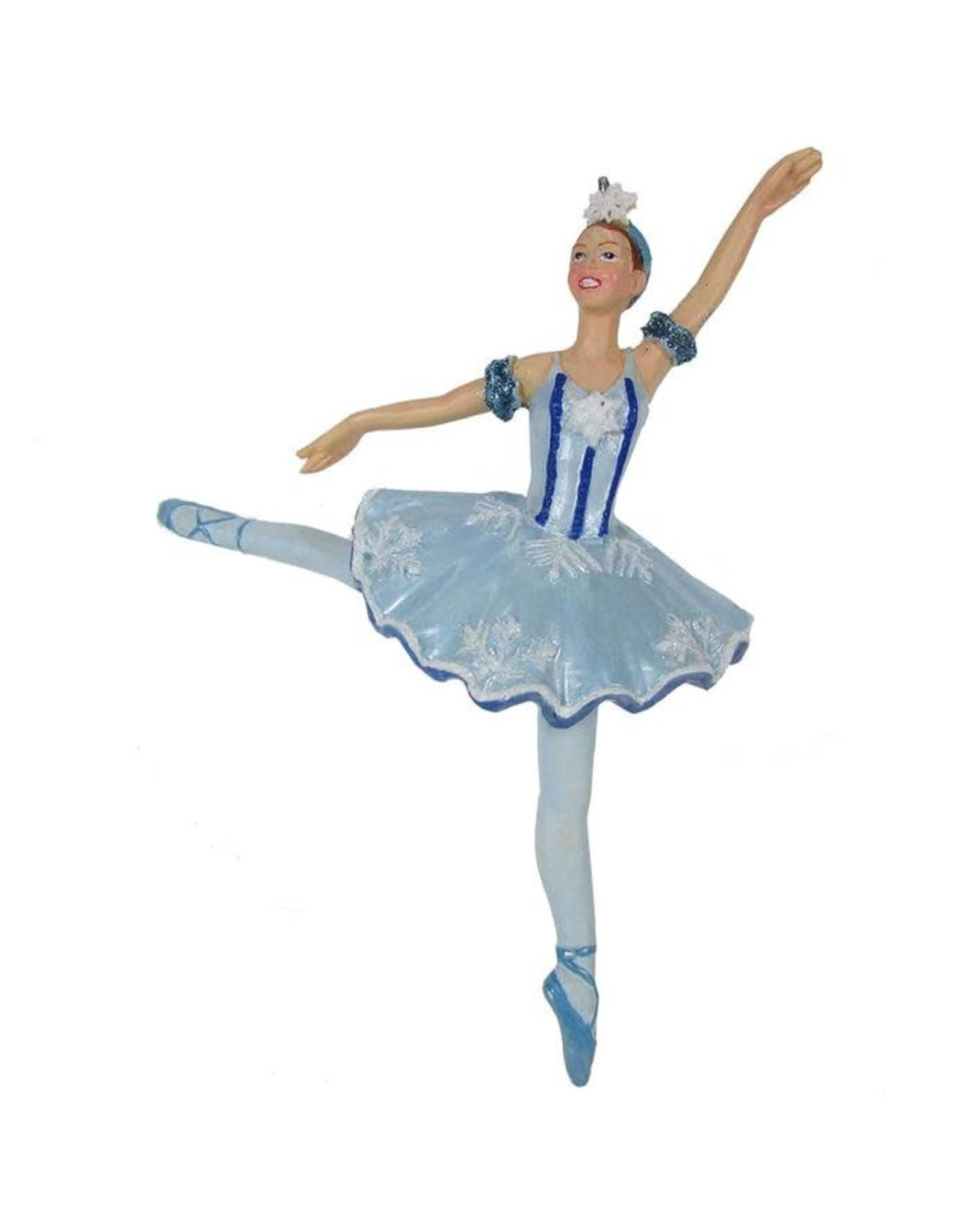 Nutcracker Ballet Gifts Snow queen ornament