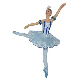 Nutcracker Ballet Gifts Snow queen ornament