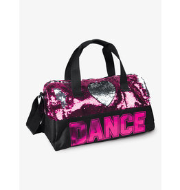 Danshuz Danznmotion Sequin dance heart pink
