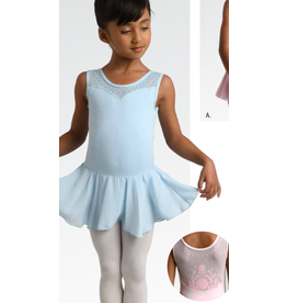 Danshuz Danznmotion Tank patern dress