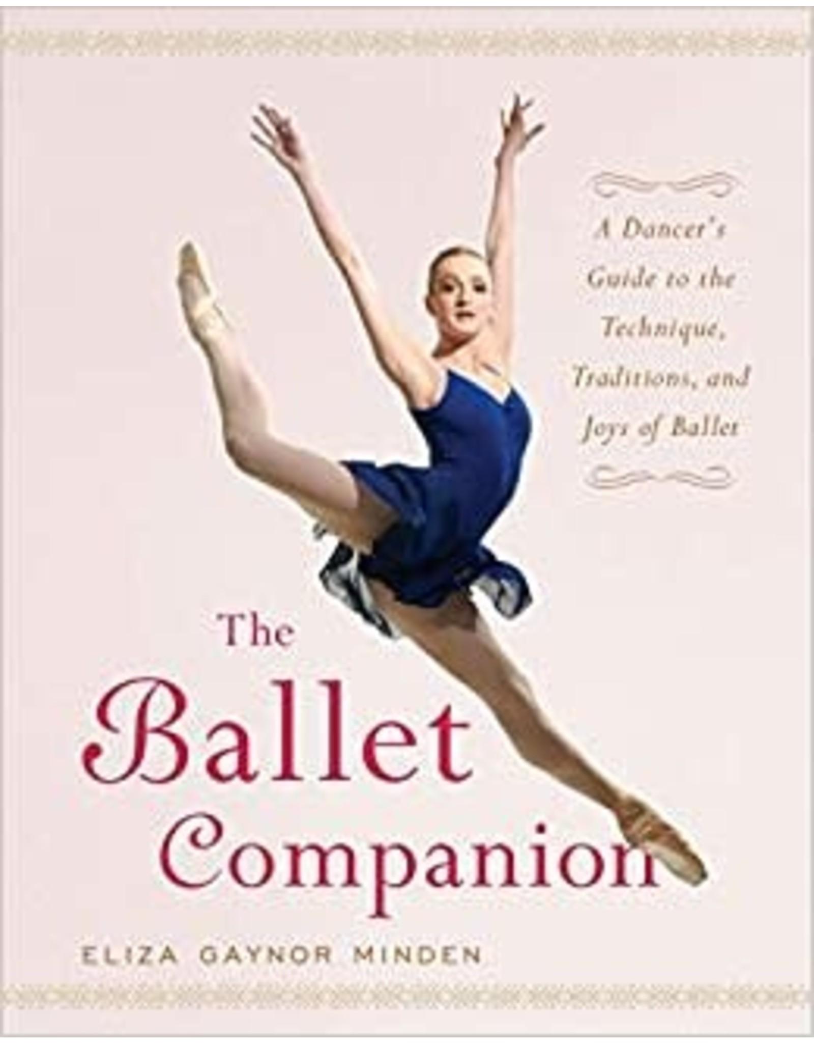 Gaynor Minden Gaynor minden Ballet Companion Book