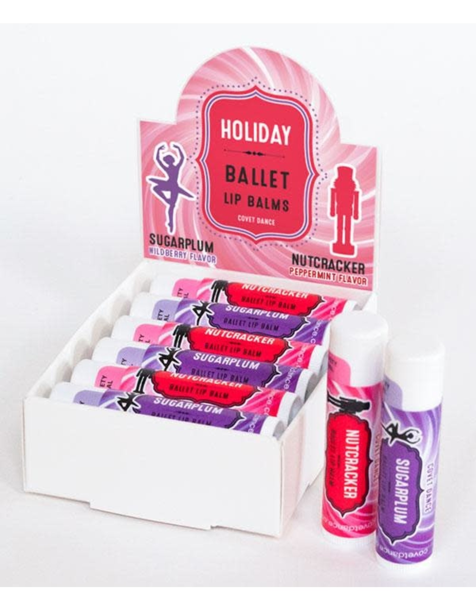 Covet Dance Holiday chapstick