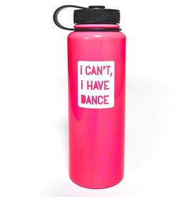 Covet Dance I cant I have dance thermal water bottle 40oz