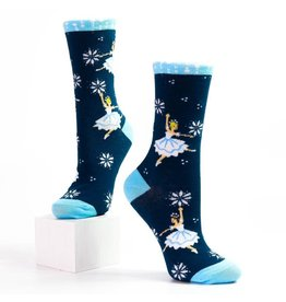 Nutcracker Ballet Gifts Nutcracker snow socks