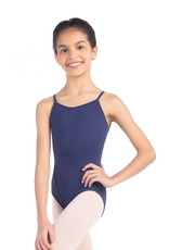 SoDanca So Danca Child camisole letoard with pinch front and multiple strap design on back, front fully lined
